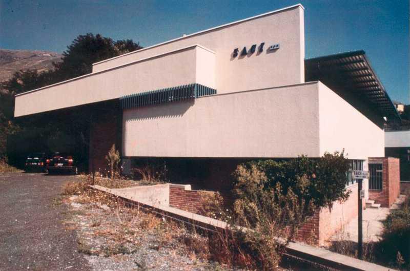 Edificio Saci, Genova Borzoli